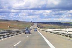 Trasporto della strada principale immagini stock