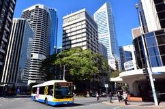 Trasporto di Brisbane - Queensland Australia Fotografia Stock