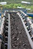 Trasporto di carbone fotografia stock libera da diritti