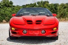 Trasporto 2002 di Pontiac  Immagine Stock Libera da Diritti