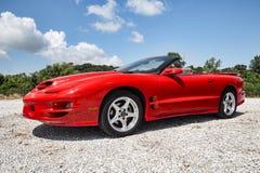 Trasporto 2002 di Pontiac  Immagini Stock Libere da Diritti