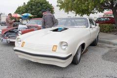 Trasporto di Pontiac su esposizione fotografie stock libere da diritti