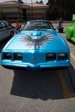 Trasporto durante l'Otis Wilson Car Show fotografie stock libere da diritti