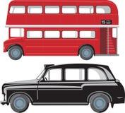 Trasporto pubico di Londra Immagini Stock Libere da Diritti