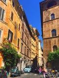 Trastevere Ρώμη στοκ φωτογραφία με δικαίωμα ελεύθερης χρήσης