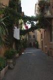 Trastevere邻里 免版税库存照片