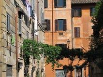 Trastevere. Was shot in Trastevere Rome Italy Stock Images