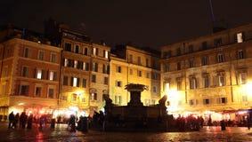 Trastevere at Night Stock Photo
