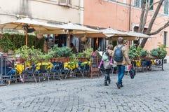 Trastevere Stock Photo