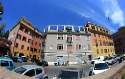 Trastevere Royalty Free Stock Photos