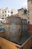 Trastevere in Rome Stock Image
