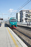 Trastevere train station, Rome Royalty Free Stock Image