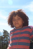Trastorno joven del muchacho Imagenes de archivo