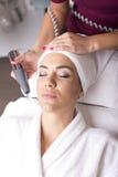 Tratamento cosmético imagens de stock