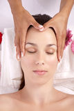 Tratamento da beleza Fotografia de Stock Royalty Free