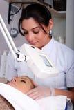 Tratamento da pele Imagens de Stock