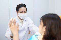 Tratamento dental fotos de stock royalty free