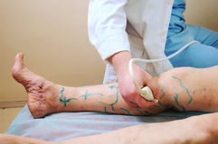 Tratamento médico Fotos de Stock Royalty Free