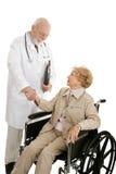 Tratamento médico bem sucedido Imagens de Stock