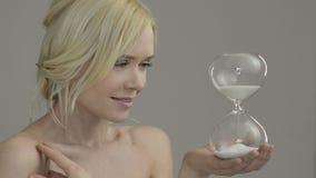 Tratamiento antienvejecedor almacen de video