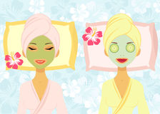 Tratamiento de la belleza