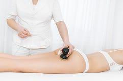 Tratamiento de la cavitación Imagen de archivo