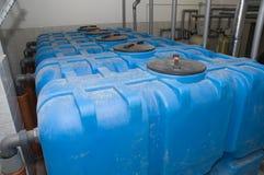 Tratamiento del agua potable imagenes de archivo