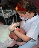 Tratamiento médico Fotos de archivo libres de regalías
