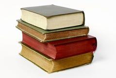 Tratamiento por lotes de libros viejos Imágenes de archivo libres de regalías