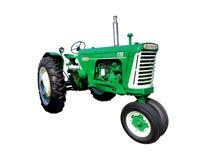 Trator da agricultura do vintage de Oliver 770 Imagem de Stock