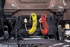 Trator 25 da América Latina da VW 420 Vtronic Foto de Stock Royalty Free