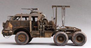 Trator do exército dos EUA M26 Fotografia de Stock