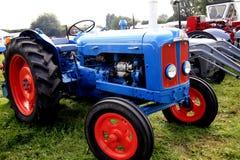Trator restaurado do vintage Foto de Stock Royalty Free