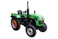 Trator verde Imagem de Stock Royalty Free