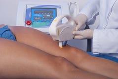 Trattamenti della pelle alla stazione termale immagini stock libere da diritti