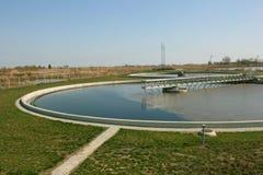 Trattamento delle acque Immagini Stock Libere da Diritti