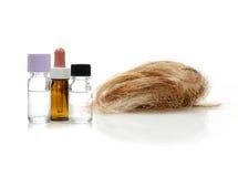 Trattamento di perdita di capelli Immagini Stock Libere da Diritti
