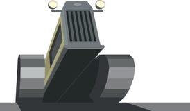 trattore illustrazione vettoriale