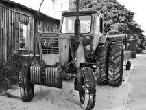 trattore Immagini Stock Libere da Diritti