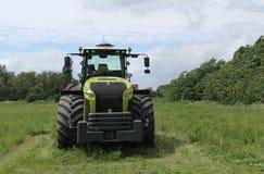 Trattore agricolo agricolo Immagini Stock Libere da Diritti