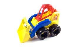 Trattore del giocattolo Fotografia Stock Libera da Diritti
