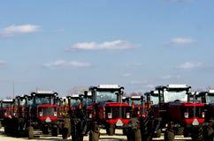 trattori Fotografia Stock Libera da Diritti