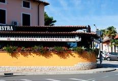 Trattoria Istra, Porec Croatia Stock Photography