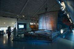 Tratwa Kon-Tiki, Oslo Zdjęcie Royalty Free