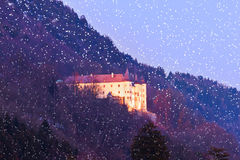 Tratzberg Castle - Tyrol Austria Royalty Free Stock Photography