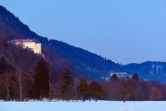 Tratzberg Castle - Tyrol Austria Stock Images