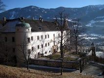 Tratzberg-Schloss Lizenzfreie Stockfotos