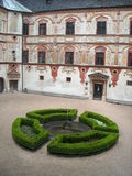 Tratzberg-Schloss Stockbilder