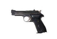 Traumatiskt vapen för Margo-22lr Arkivfoto