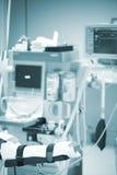 Traumatology orthopedic surgery hospital immobilized arm Royalty Free Stock Photography